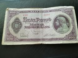 1945-ös 100 Pengő