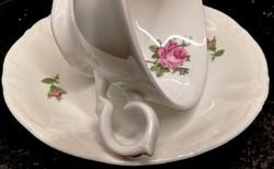 Német porcelán kávéscsésze, mokkás