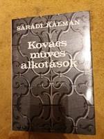 Sárádi Kálmán: Kovácsműves alkotások