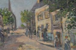Diener Dénes Rudolf (1889-1956): Szentendrei utca