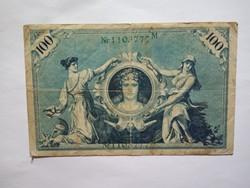 100 Márka 1908 !    ( 3 )