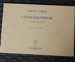 Csepei T. - Gitár akkordok