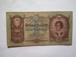 50 Pengő 1932 !!  ( 4 )
