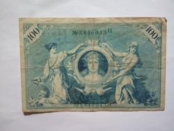 100 Márka 1908 !    ( 4 )