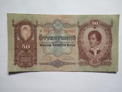 Extra szép 50 Pengő 1932 !!