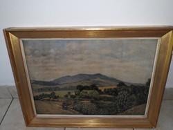 TEPLÁNSZKY SÁNDOR(1886-1944):eredeti festménye