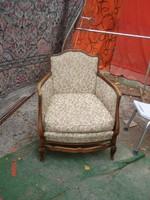 Antik, fotel