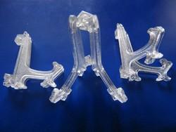 Érmetartó Kitüntetéstartó állvány ÚJ műanyag díszes stabil 200 Ft/db