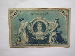 100 Márka 1908 !    ( 2 )