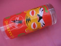 Coca cola farsangi tigrises pohár