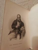 Sír Walter Scott  : Waverley - antik könyv,angol nyelven