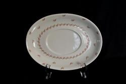 Alföldi vintage - porcelán ovális tálka - kínáló - szószos alátét