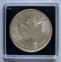 Kanada 5 dollár Juharlevél MAPLE LEAF 2018 UNC