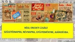 1988 november 30  /  Ludas Matyi  /  SZÜLETÉSNAPRA RÉGI EREDETI ÚJSÁG Szs.:  6985
