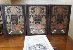 Magyarország és Erdély 3 kötet