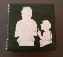 Minikönyv - Draskovich János: Az fejedelmek órájának második könyve