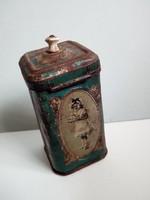 100 éves fahéjtartó fűszeres doboz