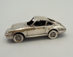 Gyűjtőknek!! Ezüst Porsche 911 classic 25,7 g