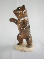 Német porcelán maci medve