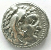Macedon  Drachma III. Philip Arrhidaios 322-319 BC