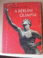 Pluhár István: A berlini olimpia