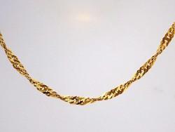 Arany nyaklánc (ZAL-Au75388)