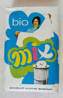 Retro mosópor Biomix áztatóporos doboz