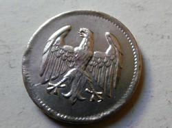 Ezüst Weimar 1 Márka
