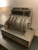 1885-ös National Dayton Ohio USA pénztárgép