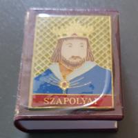 Minikönyv - Szapolyai János az utolsó nemzeti király (1993)