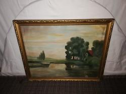 Pakodi? 1958 festmény!