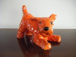 Goldscheider Wien Art Deco kutya