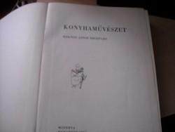 Rákóczi János: Konyhaművészet