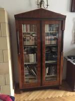 Bieder könyvszekrény felújított
