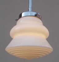Antik Art deco stílusú mennyezeti lámpa