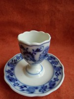 Meisseni porcelán tojástartó
