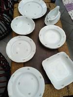 Porcelán étkészlet