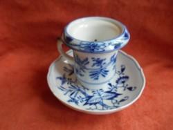 Meisseni porcelán szűrő észlet