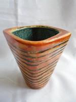 Art deco Gorka kerámia váza