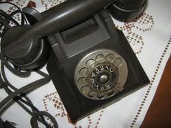 Ericsson bakelit telefon 30 as évekből