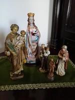 Szent figurák egyben