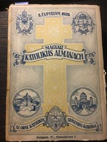 Magyar Katolikus Almanach  II. 1928