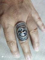 925-ös ezüst gyűrű - egy darab létezik belőle