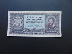 10 millió milpengő 1946 Szép ropogós bankjegy !