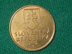 1 Korona Szlovák 2002 !