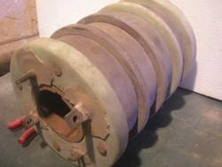 Ú1-U9 ipari loft Antik bronz csúszógyűrűs nagy teljesítményű tekercs nem volt még beépítve