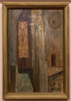 M. Tóth István festmény