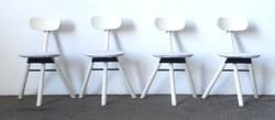 0X946 Antonio Calligaris olasz designered szék 4db
