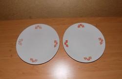 Zsolnay porcelán kistányér párban (2p)