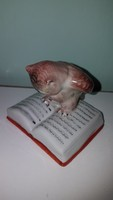 KP kispest olvasó könyves bagoly